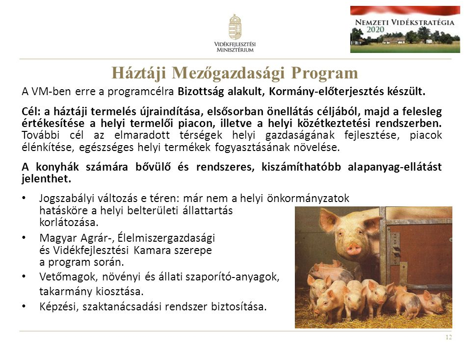 Háztáji Mezőgazdasági Program