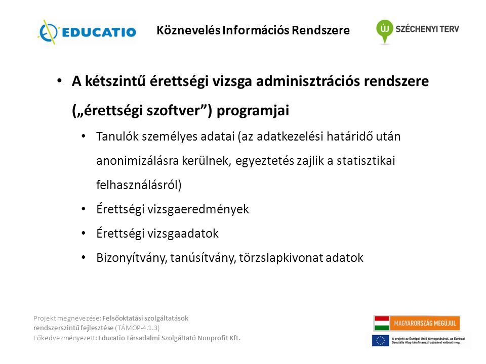Köznevelés Információs Rendszere