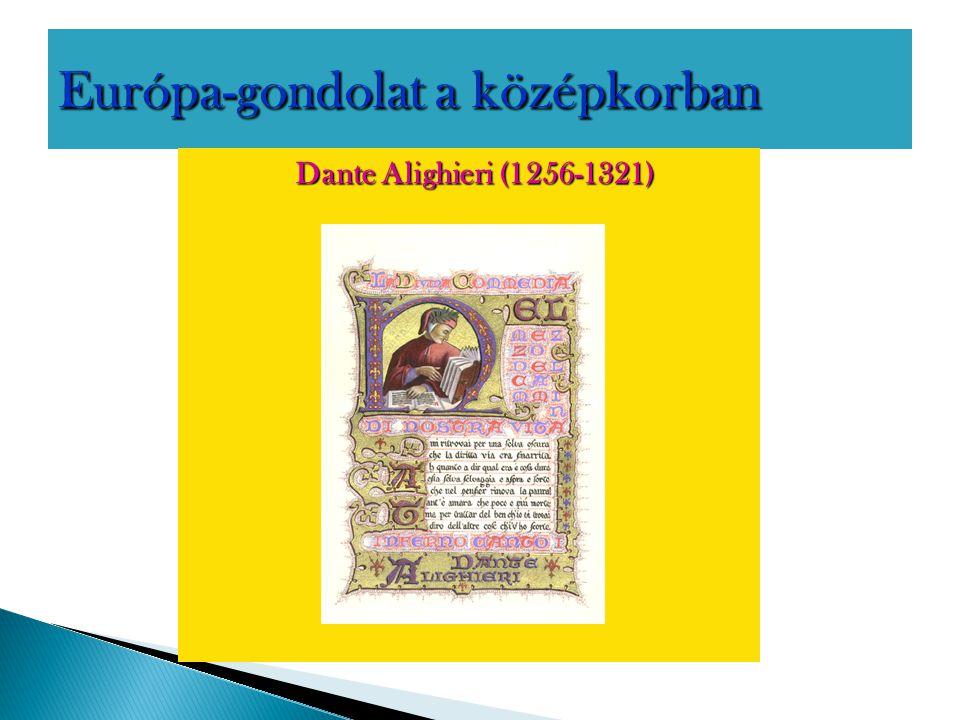 Európa-gondolat a középkorban