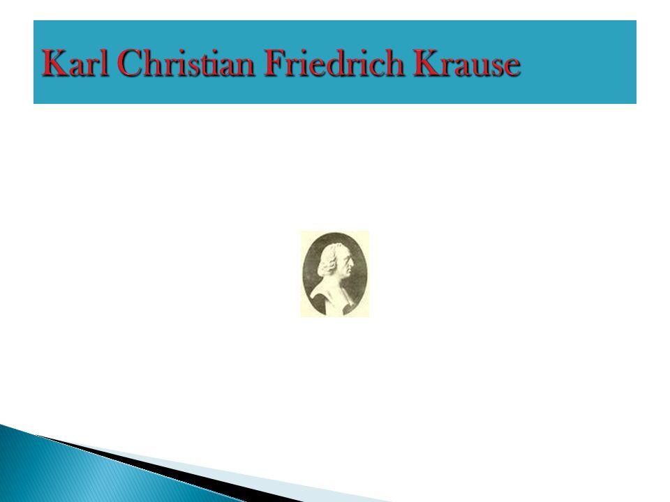 Karl Christian Friedrich Krause