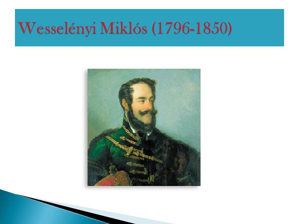 Wesselényi Miklós (1796-1850)