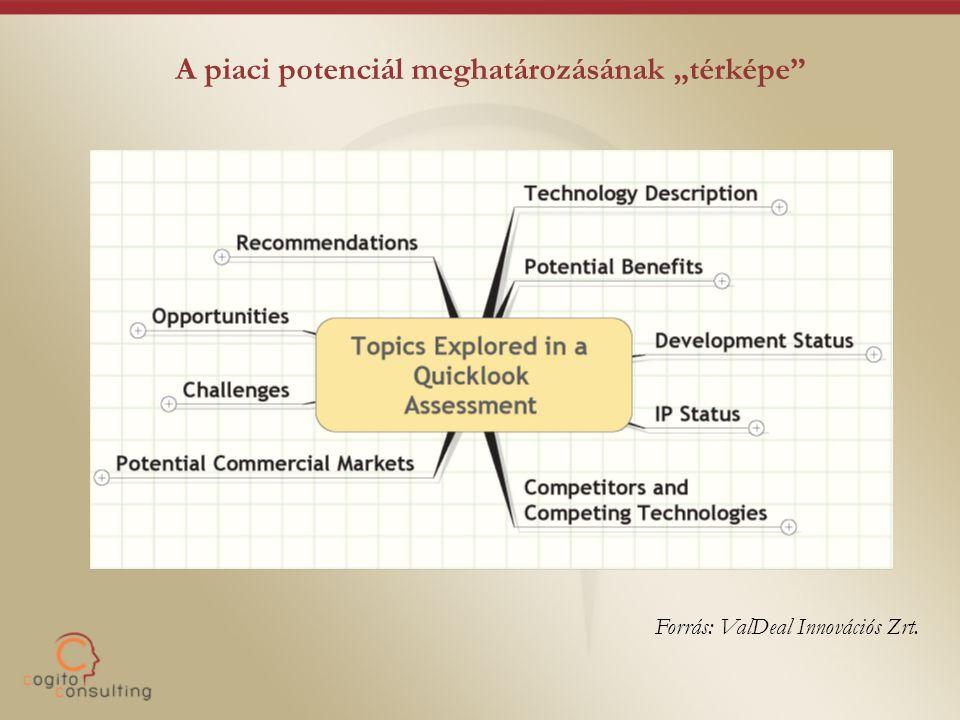 """A piaci potenciál meghatározásának """"térképe"""