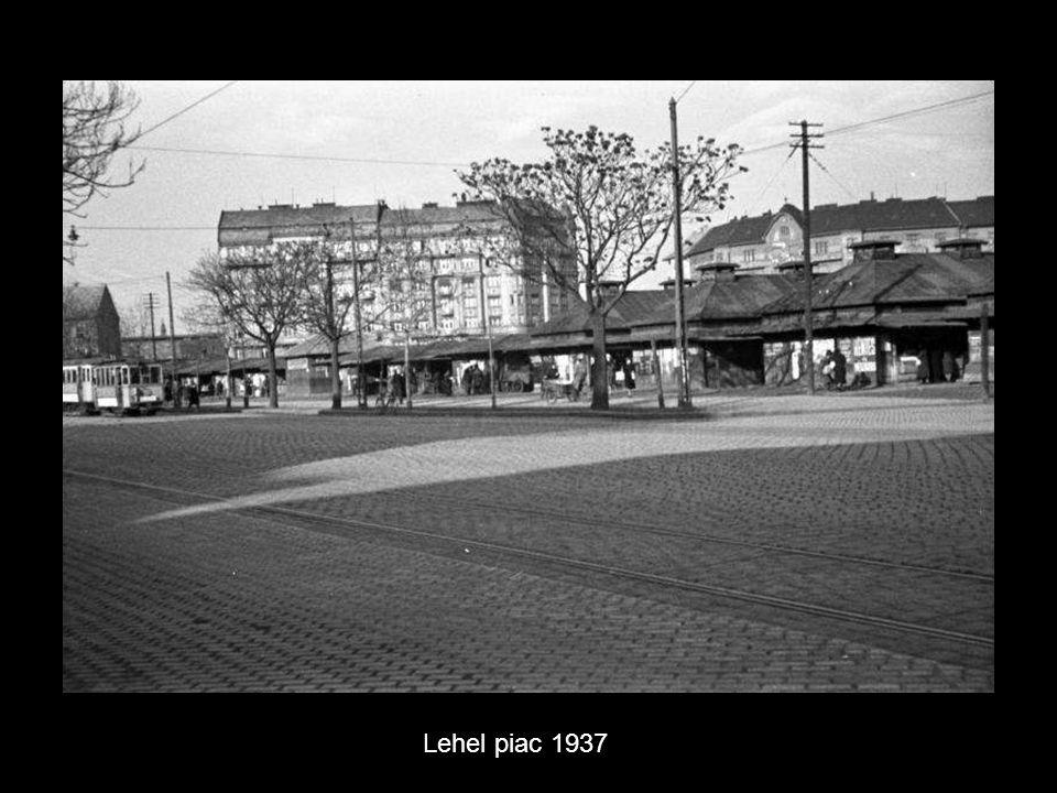 Lehel piac 1937