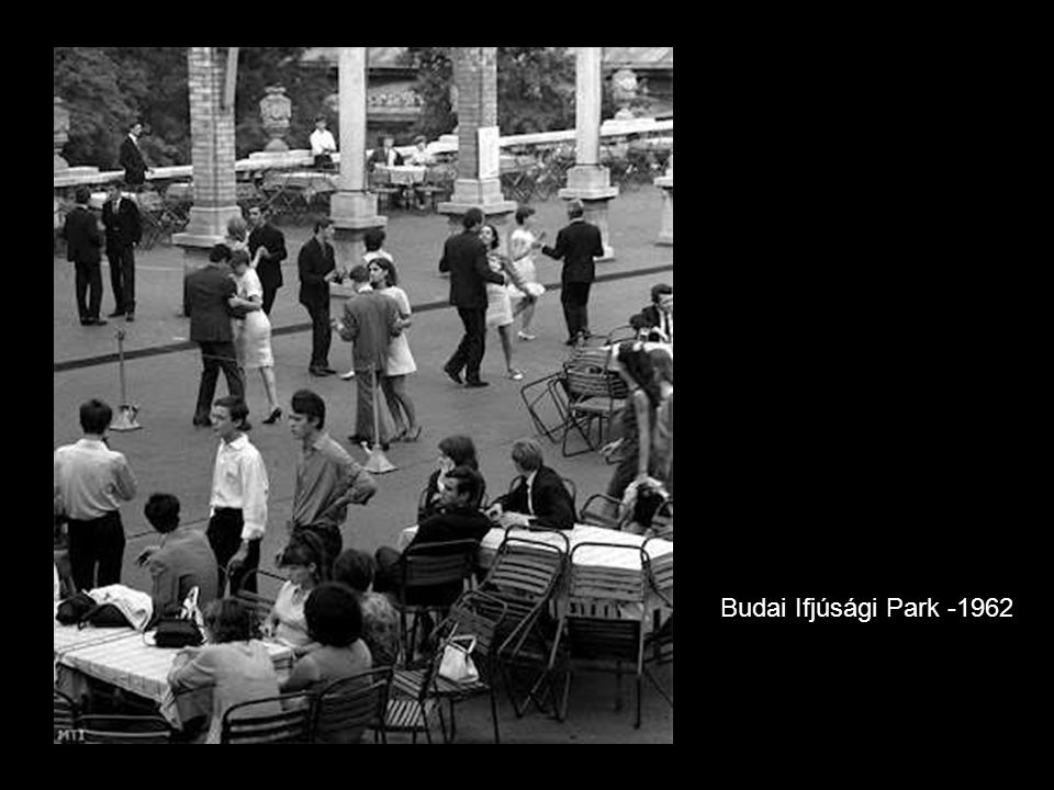 Budai Ifjúsági Park -1962