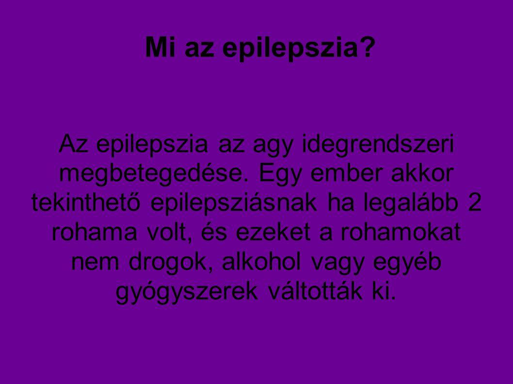 Mi az epilepszia