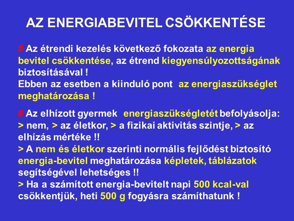 AZ ENERGIABEVITEL CSÖKKENTÉSE