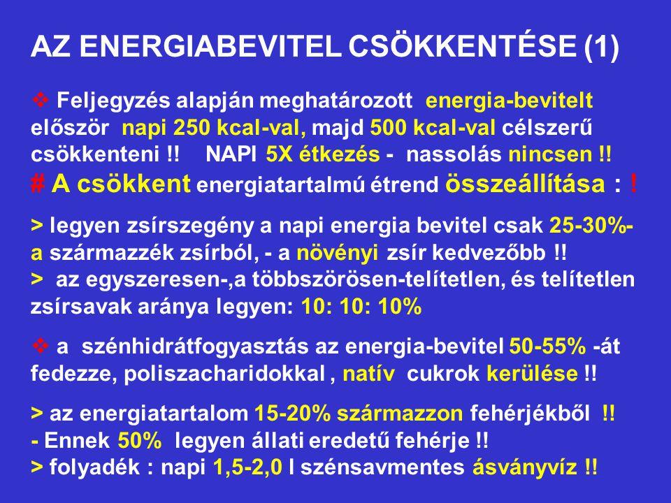 AZ ENERGIABEVITEL CSÖKKENTÉSE (1)
