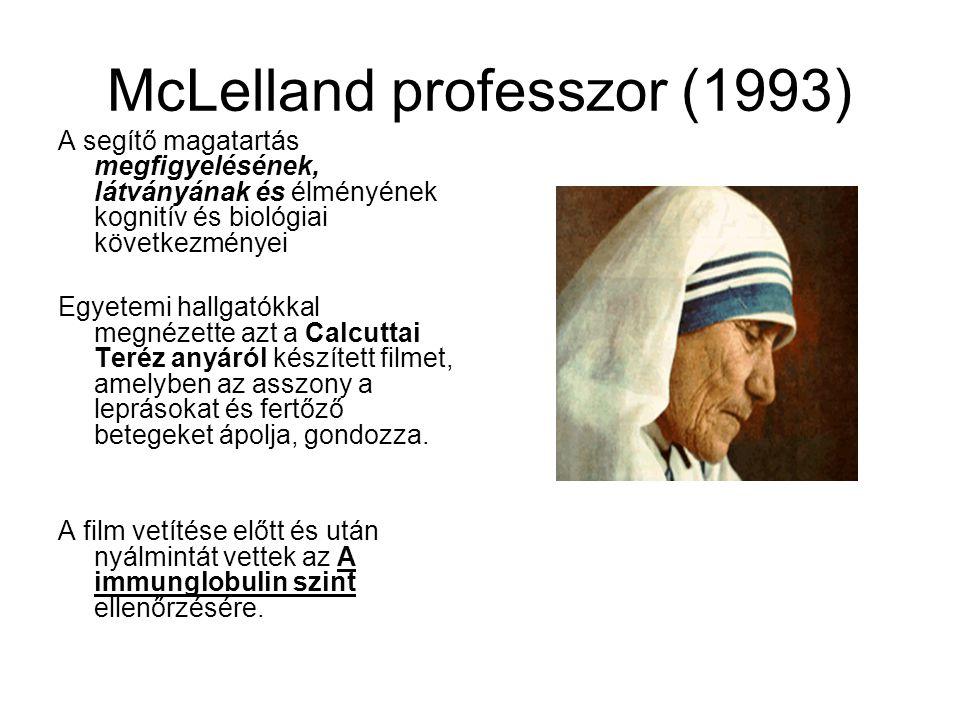 McLelland professzor (1993)