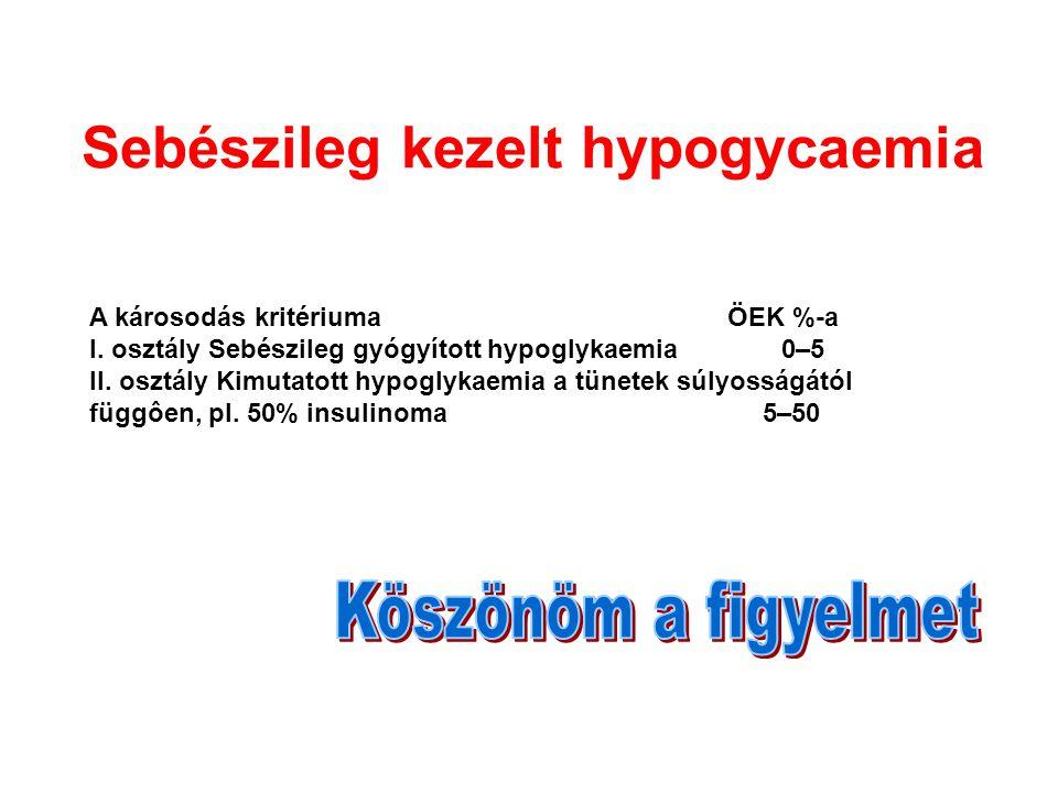 Sebészileg kezelt hypogycaemia
