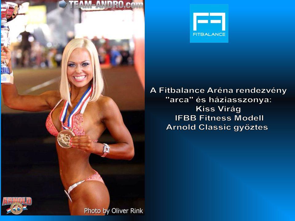 A Fitbalance Aréna rendezvény Arnold Classic győztes