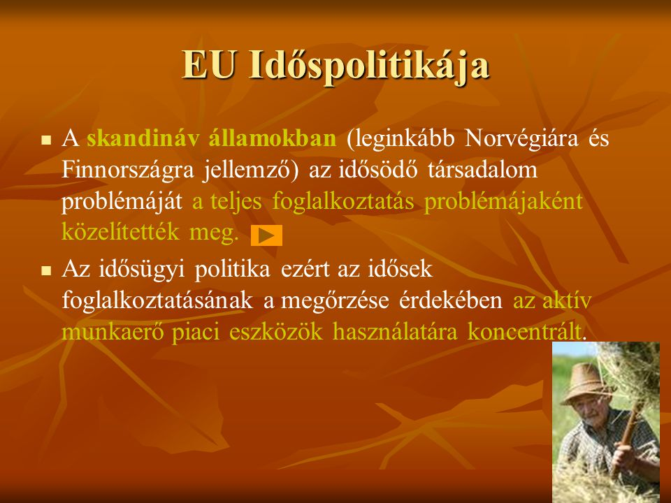 EU Időspolitikája