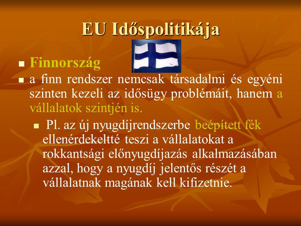 EU Időspolitikája Finnország