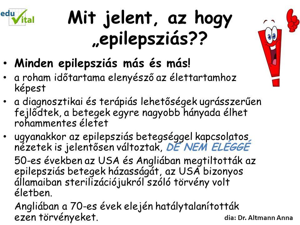 """Mit jelent, az hogy """"epilepsziás"""