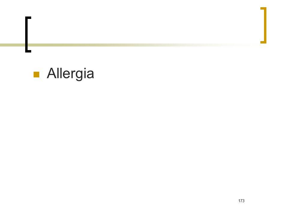Allergia 173