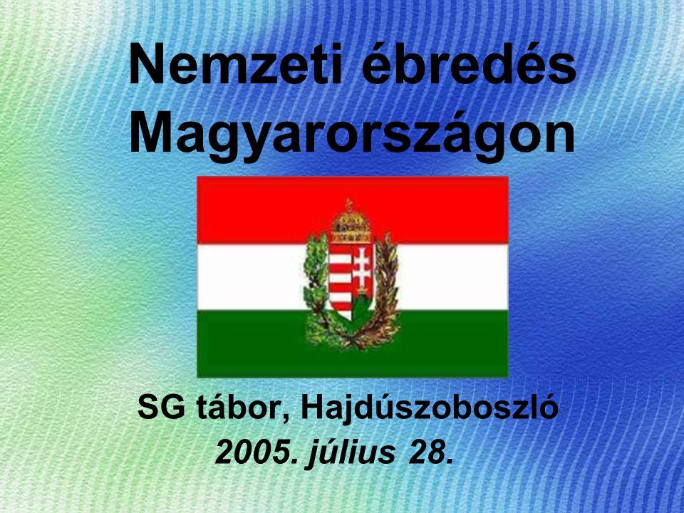 Nemzeti ébredés Magyarországon