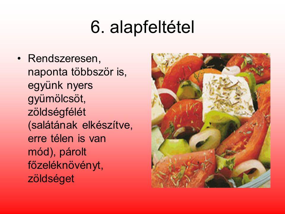 6. alapfeltétel