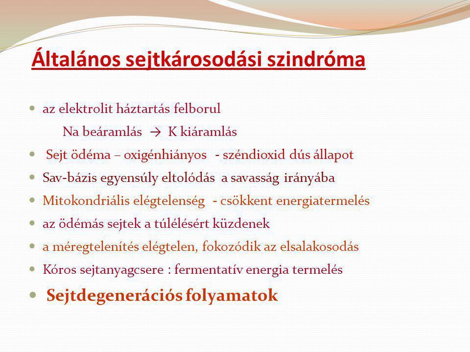 Általános sejtkárosodási szindróma
