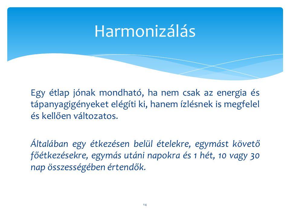Harmonizálás