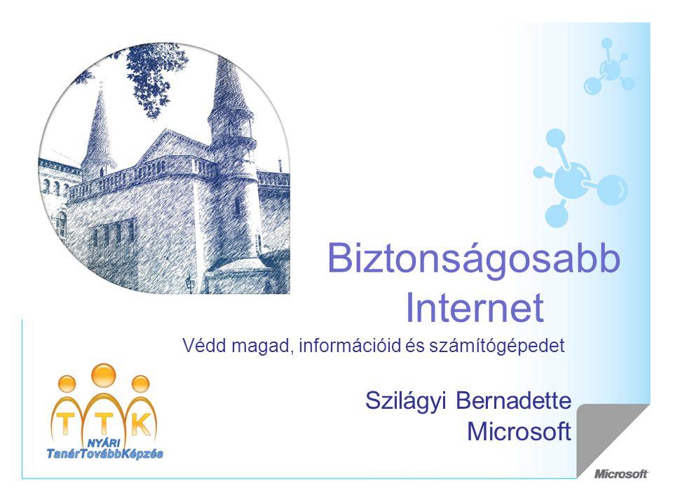 Biztonságosabb Internet