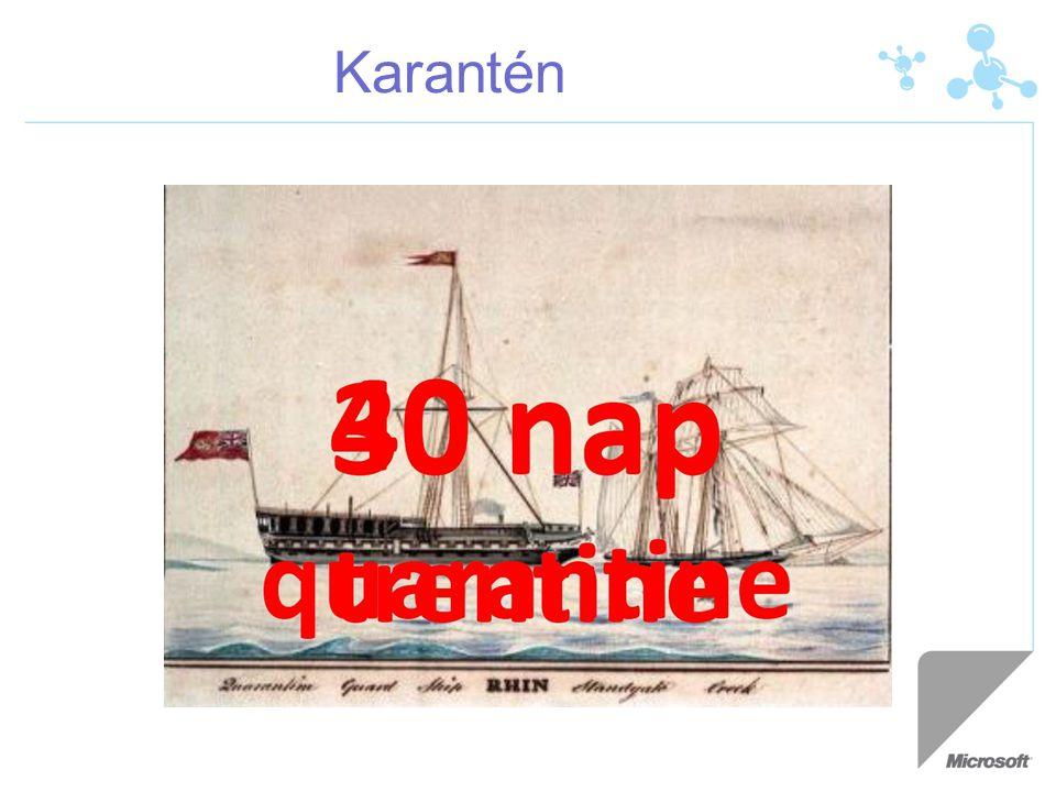 Karantén
