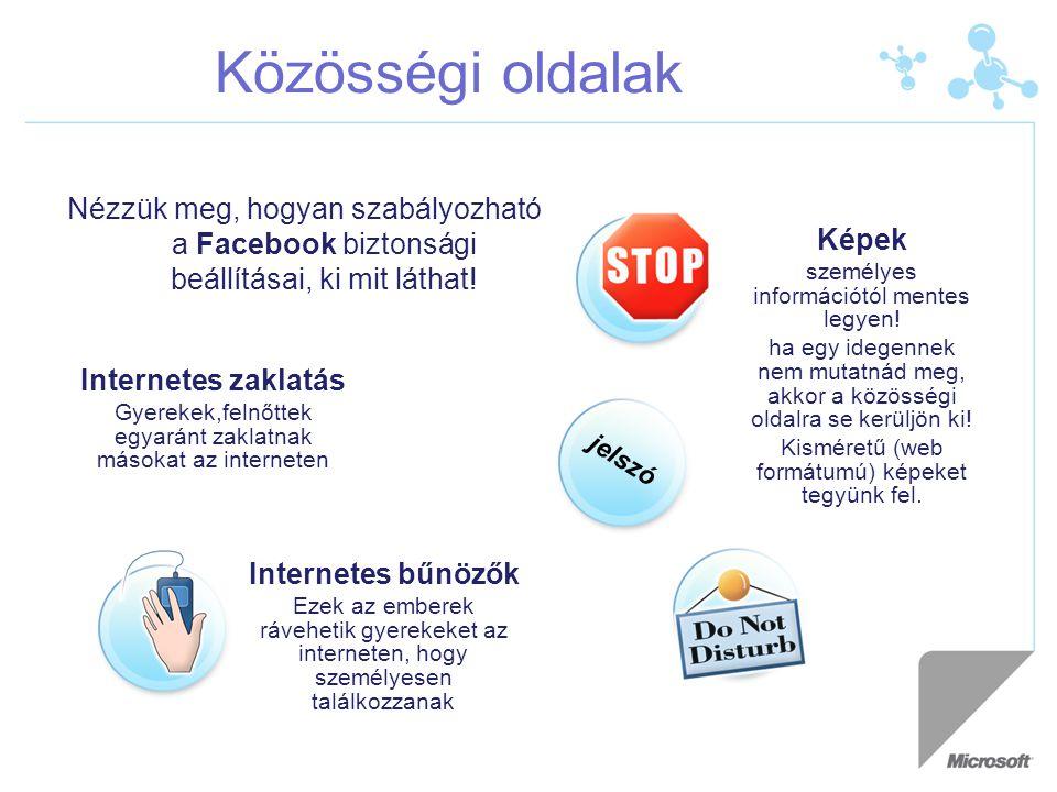 Közösségi oldalak Nézzük meg, hogyan szabályozható a Facebook biztonsági beállításai, ki mit láthat!