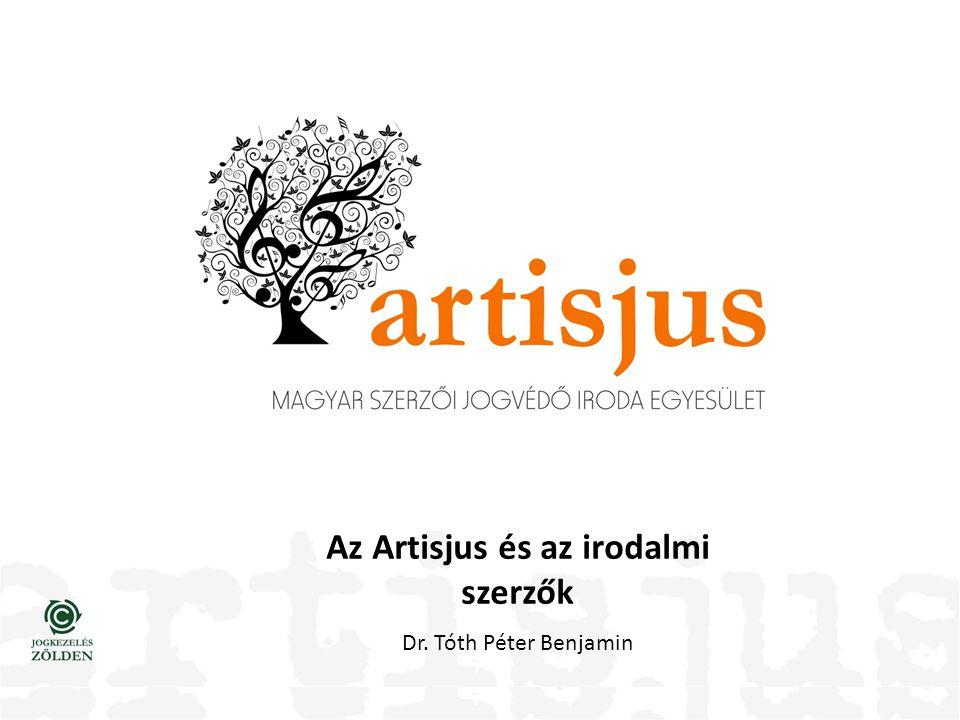 Az Artisjus és az irodalmi szerzők