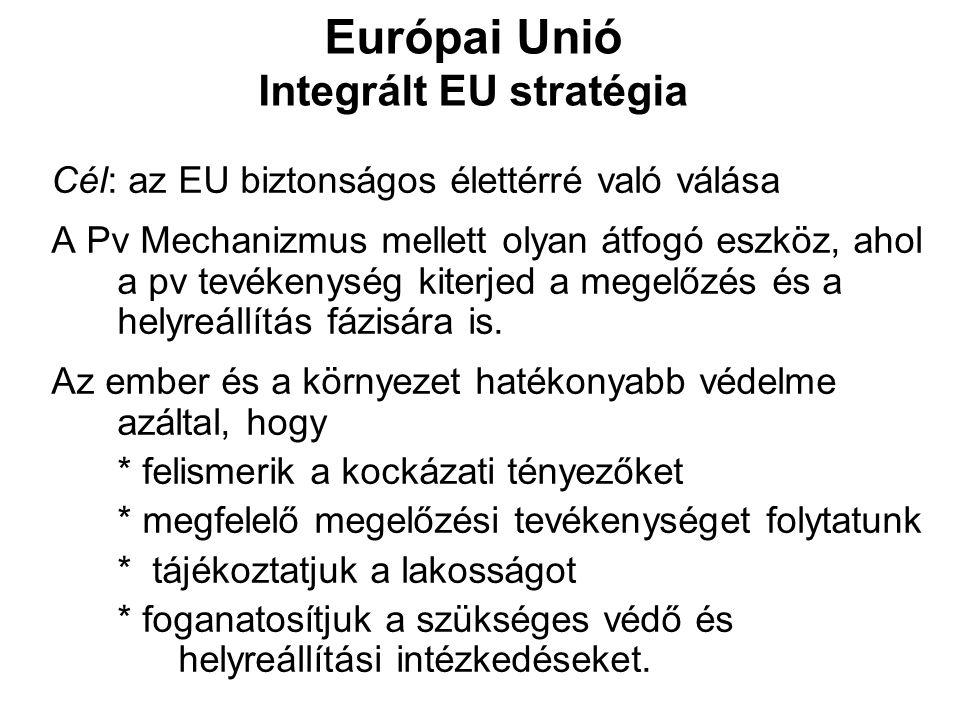 Európai Unió Integrált EU stratégia