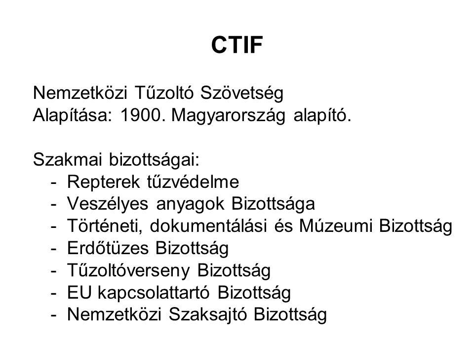 CTIF Nemzetközi Tűzoltó Szövetség
