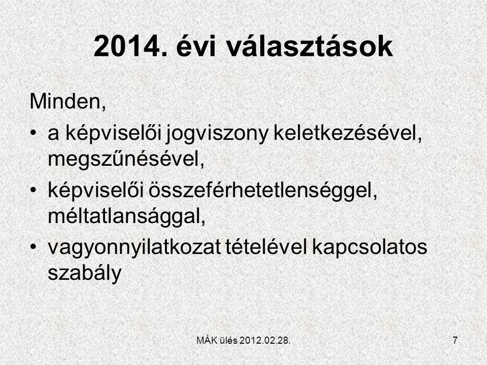 2014. évi választások Minden,