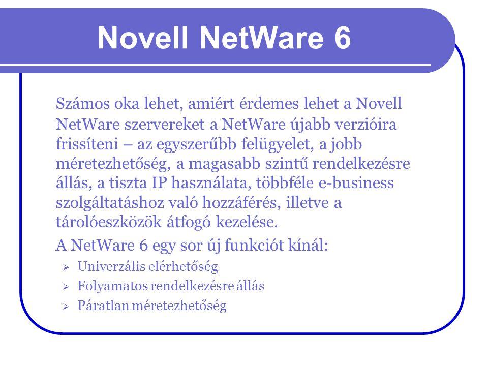 Novell NetWare 6
