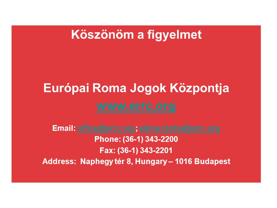 Address: Naphegy tér 8, Hungary – 1016 Budapest