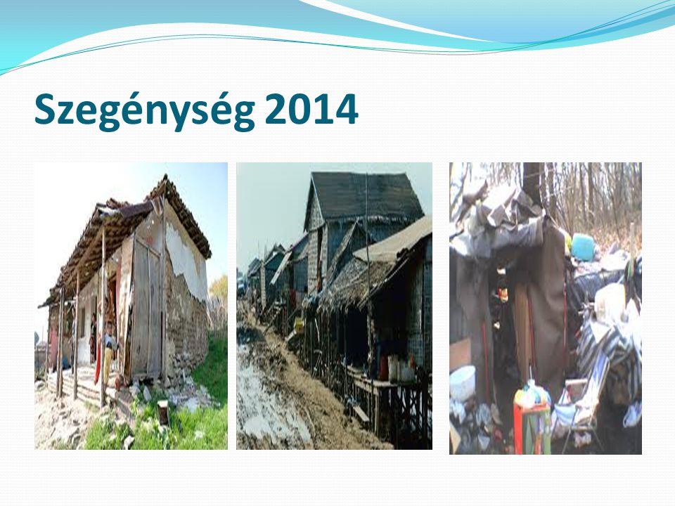 Szegénység 2014