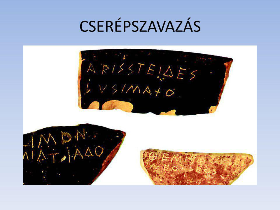 CSERÉPSZAVAZÁS
