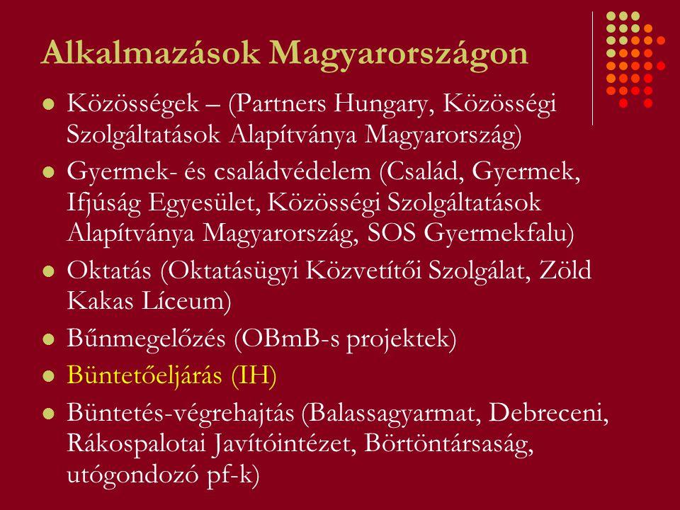 Közös elemek és sztenderdek II.