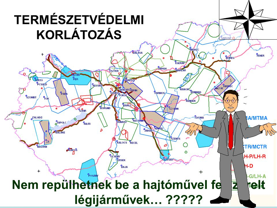TERMÉSZETVÉDELMI KORLÁTOZÁS