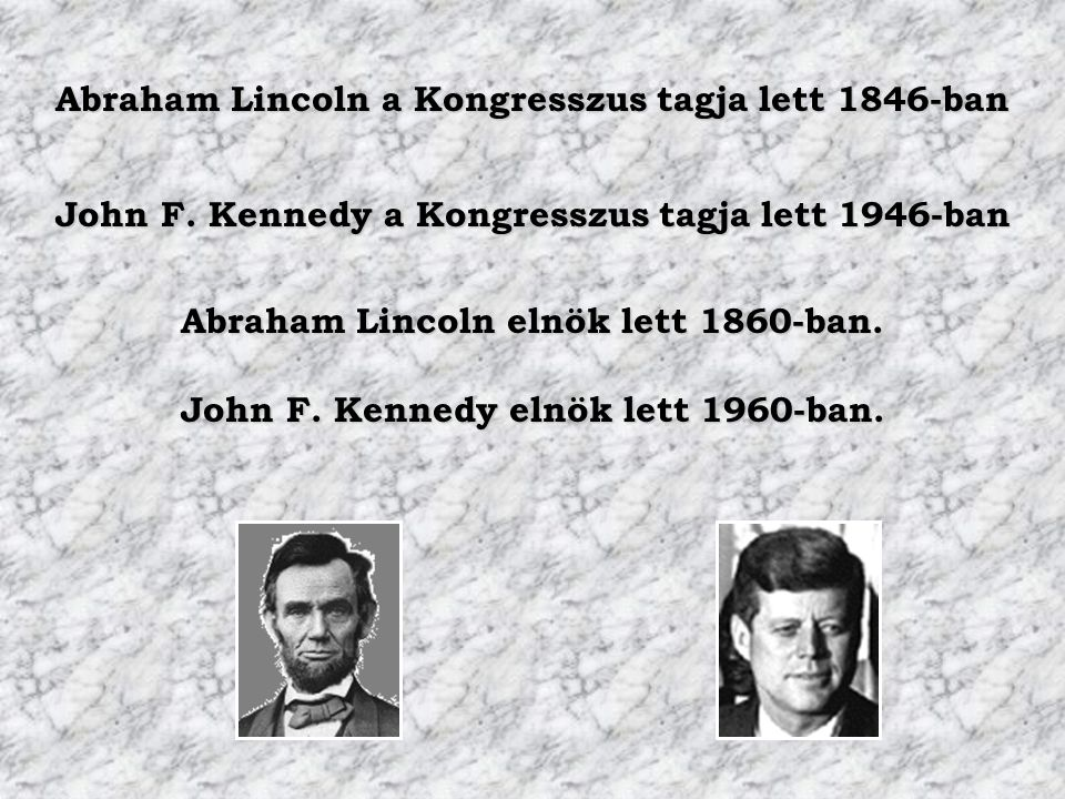 Abraham Lincoln a Kongresszus tagja lett 1846-ban