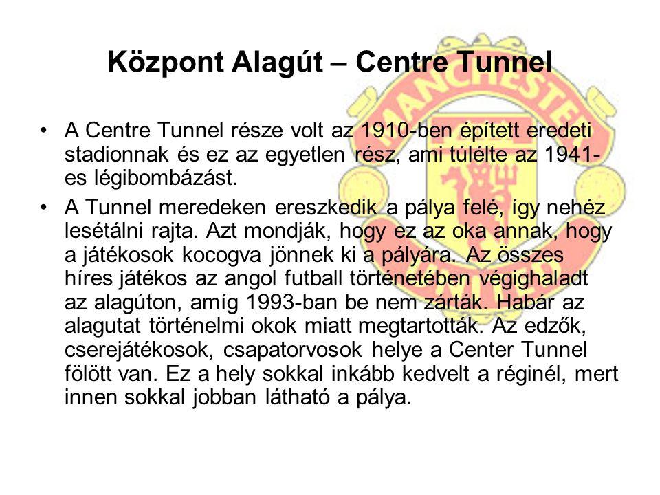 Központ Alagút – Centre Tunnel