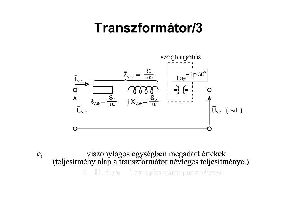 Transzformátor/3