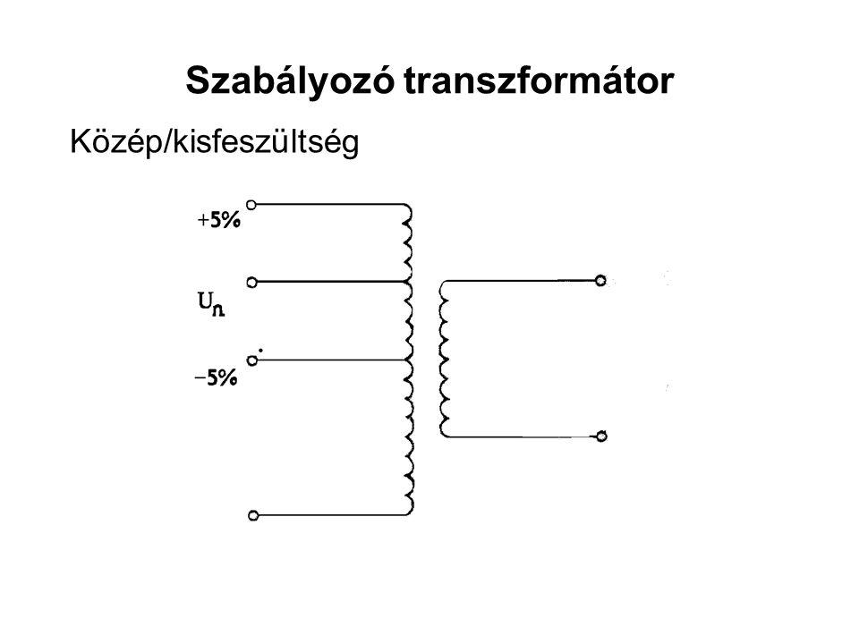 Szabályozó transzformátor