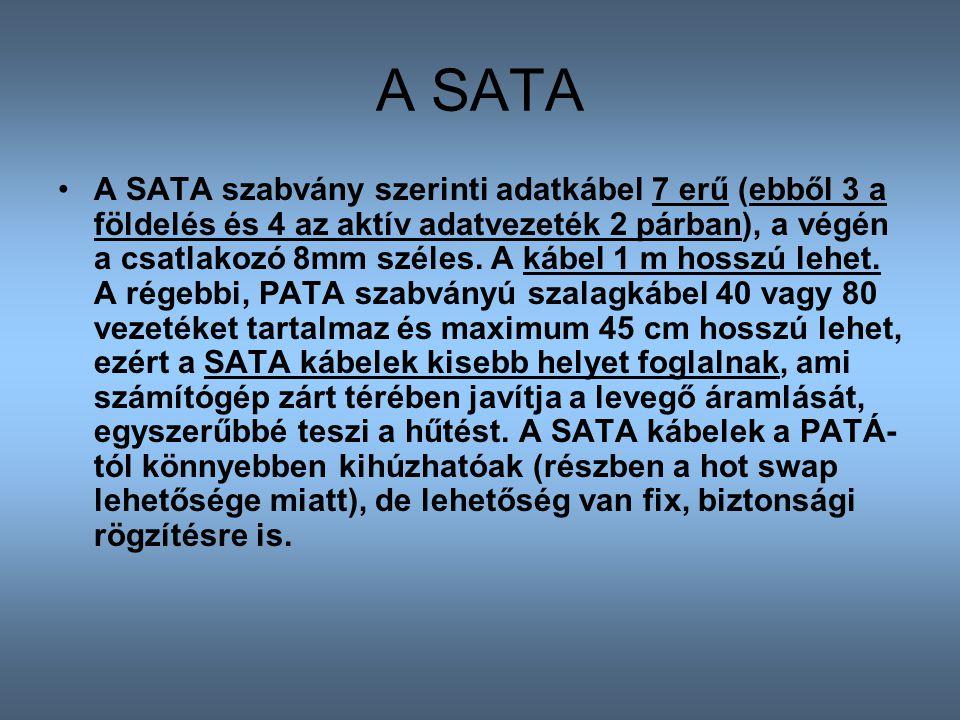 A SATA