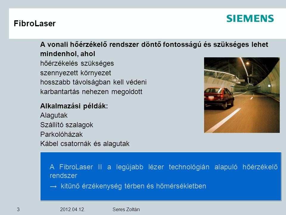 FibroLaser A vonali hőérzékelő rendszer döntő fontosságú és szükséges lehet mindenhol, ahol. hőérzékelés szükséges.