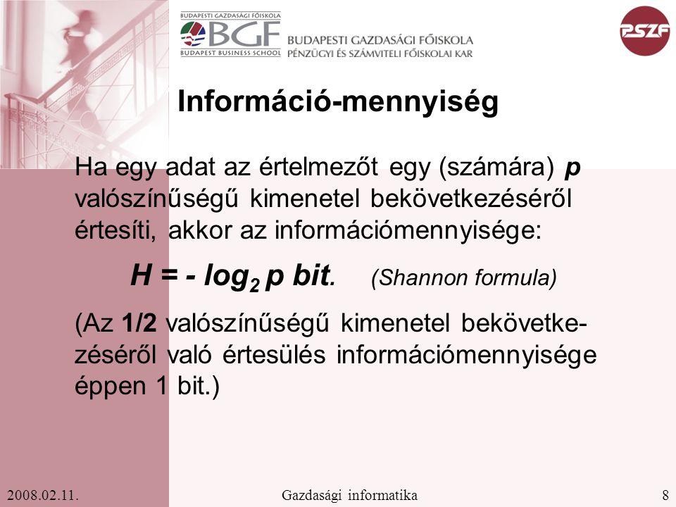 Információ-mennyiség