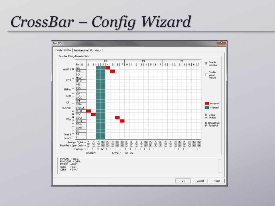 CrossBar – Config Wizard