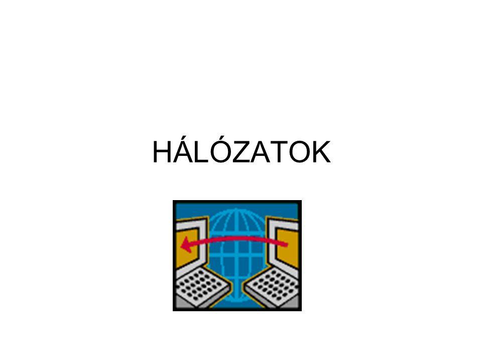 HÁLÓZATOK