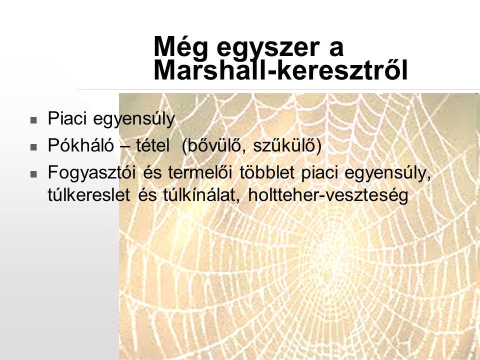 Még egyszer a Marshall-keresztről
