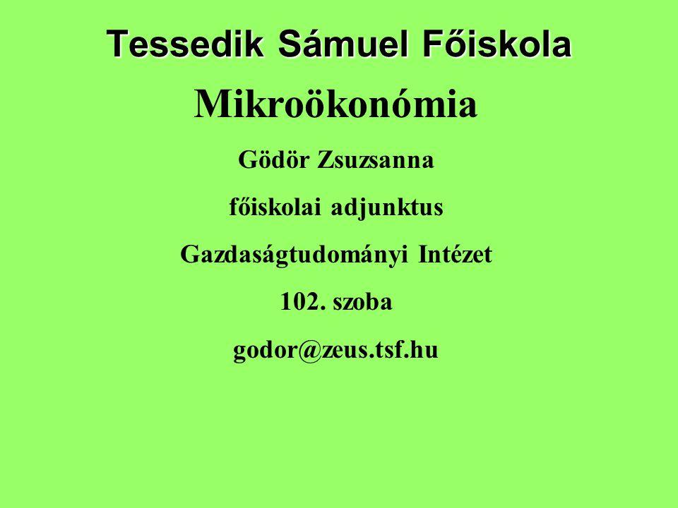Tessedik Sámuel Főiskola