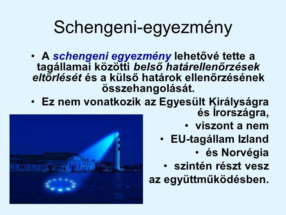 Schengeni-egyezmény