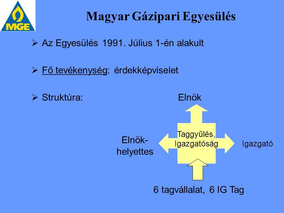 Magyar Gázipari Egyesülés