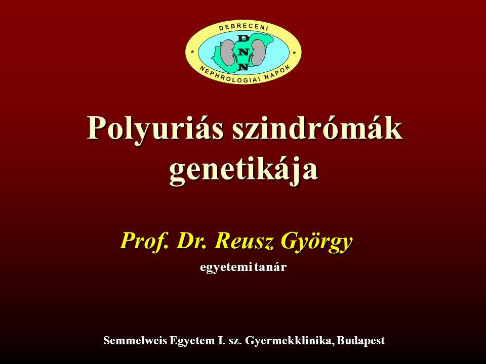 Semmelweis Egyetem I. sz. Gyermekklinika, Budapest