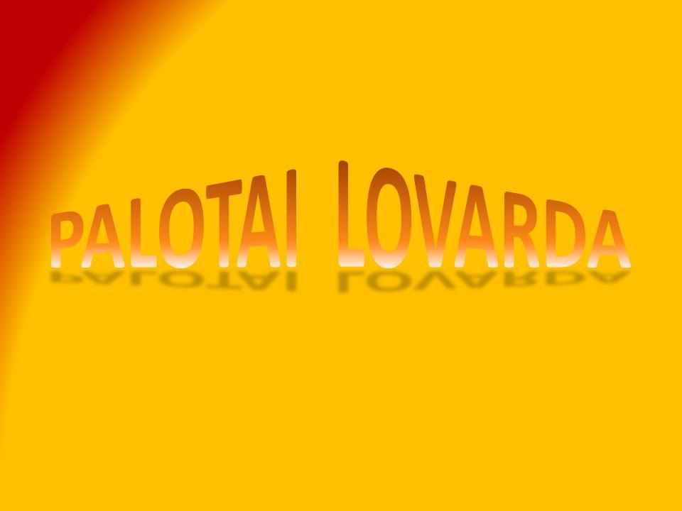 PALOTAI LOVARDA